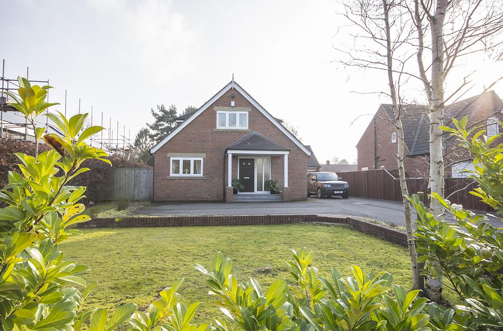 4 Bedrooms Detached House for sale in 209a Darras Road, Darras Hall, Ponteland, Newcastle upon Tyne NE20