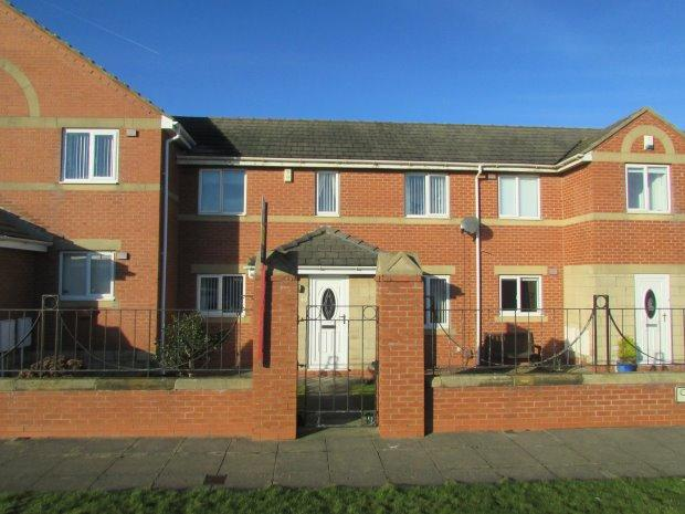3 Bedrooms Terraced House for sale in CHANDLERS CLOSE, MARINA, HARTLEPOOL