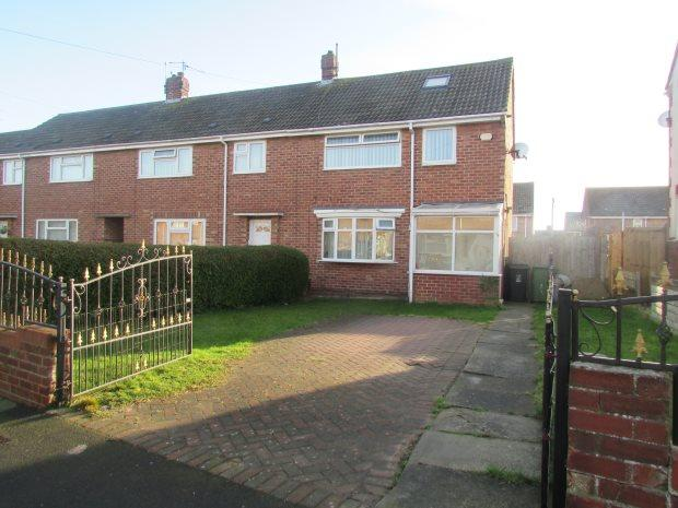 2 Bedrooms Terraced House for sale in HOWDEN ROAD, KING OSWY, HARTLEPOOL