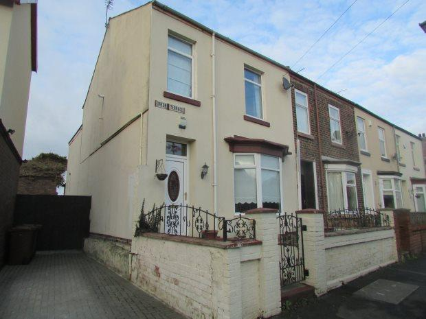 3 Bedrooms Terraced House for sale in GREEN TERRACE, SEATON CAREW, HARTLEPOOL