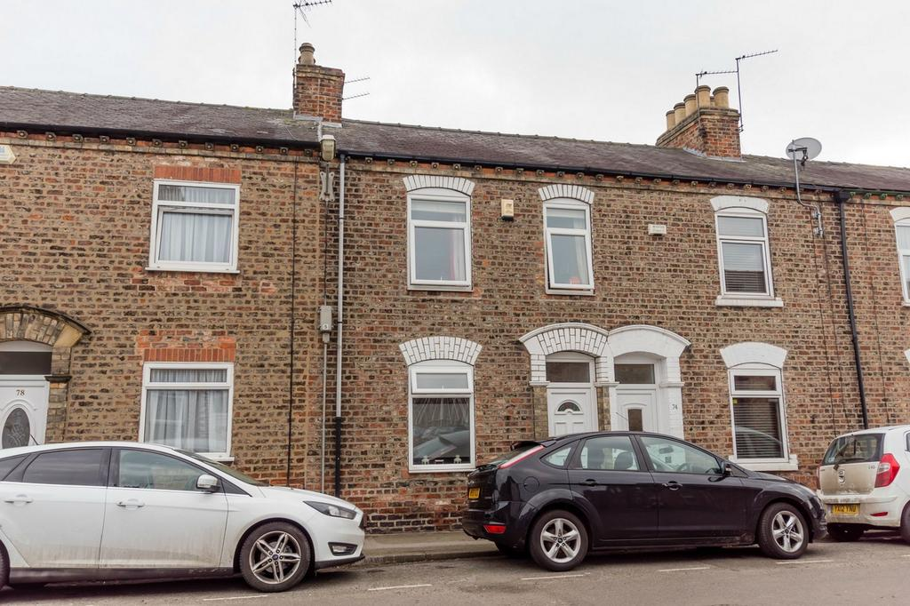 3 Bedrooms Terraced House for sale in Newborough Street, YORK
