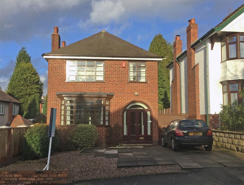3 Bedrooms Detached House for sale in 1 Haden Park Road, Haden Hill, West Midlands