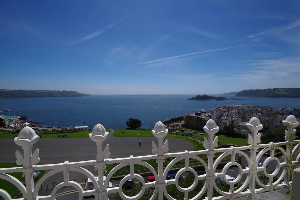 4 Bedrooms Penthouse Flat for sale in Elliot Street, Plymouth, Devon, PL1