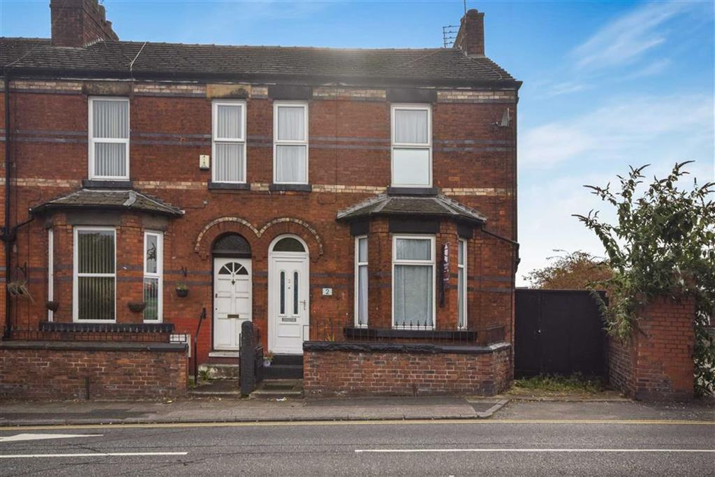 5 Bedrooms End Of Terrace House for sale in Barton Road, Eccles