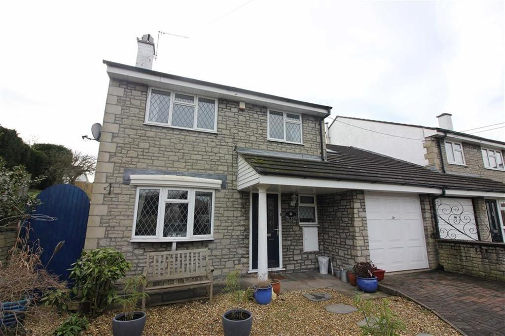 4 Bedrooms Link Detached House for sale in Main Road, Easter Compton, Bristol