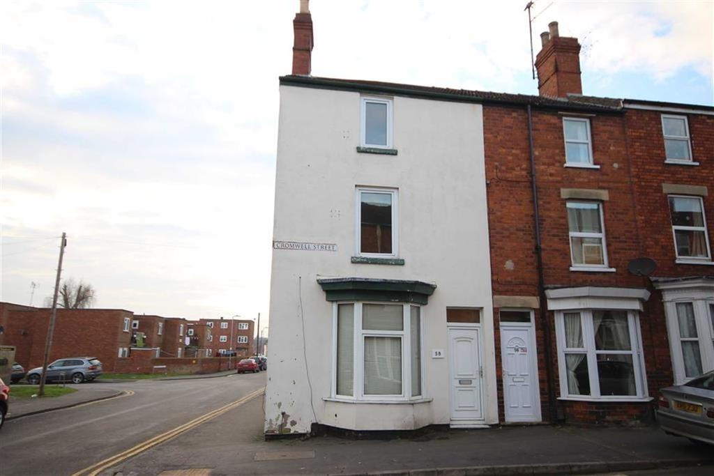 4 Bedrooms End Of Terrace House for sale in Cromwell Street, Lincoln, Lincolnshire