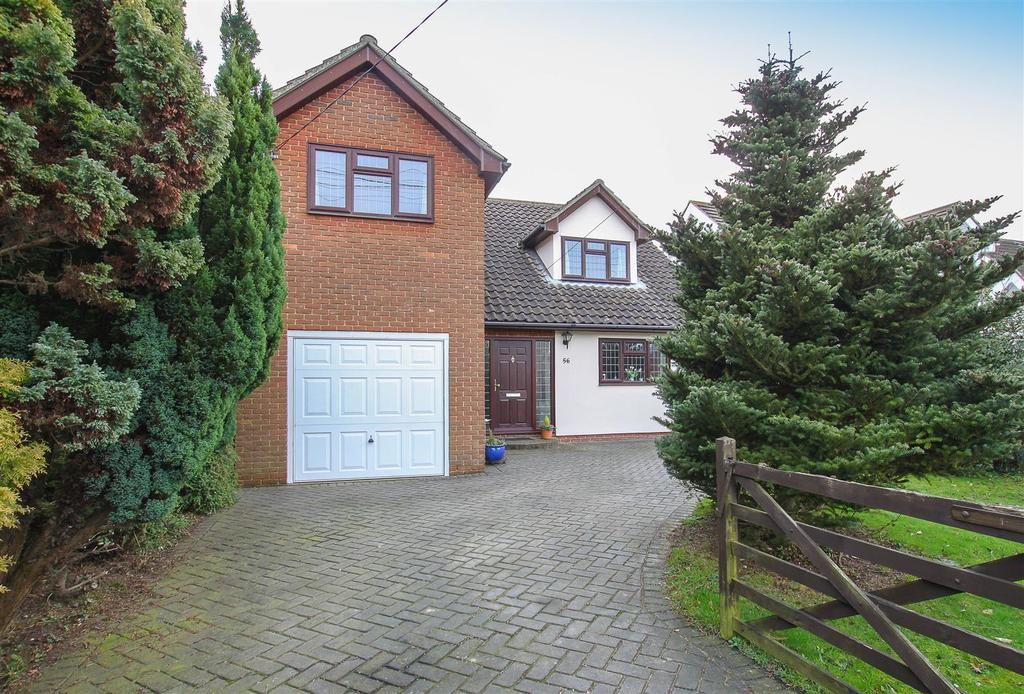 4 Bedrooms Detached House for sale in Peartree Lane, Doddinghurst, Brentwood