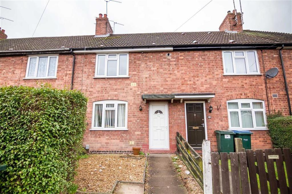 2 Bedrooms Terraced House for sale in Strathmore Avenue, Stoke, Coventry, CV1