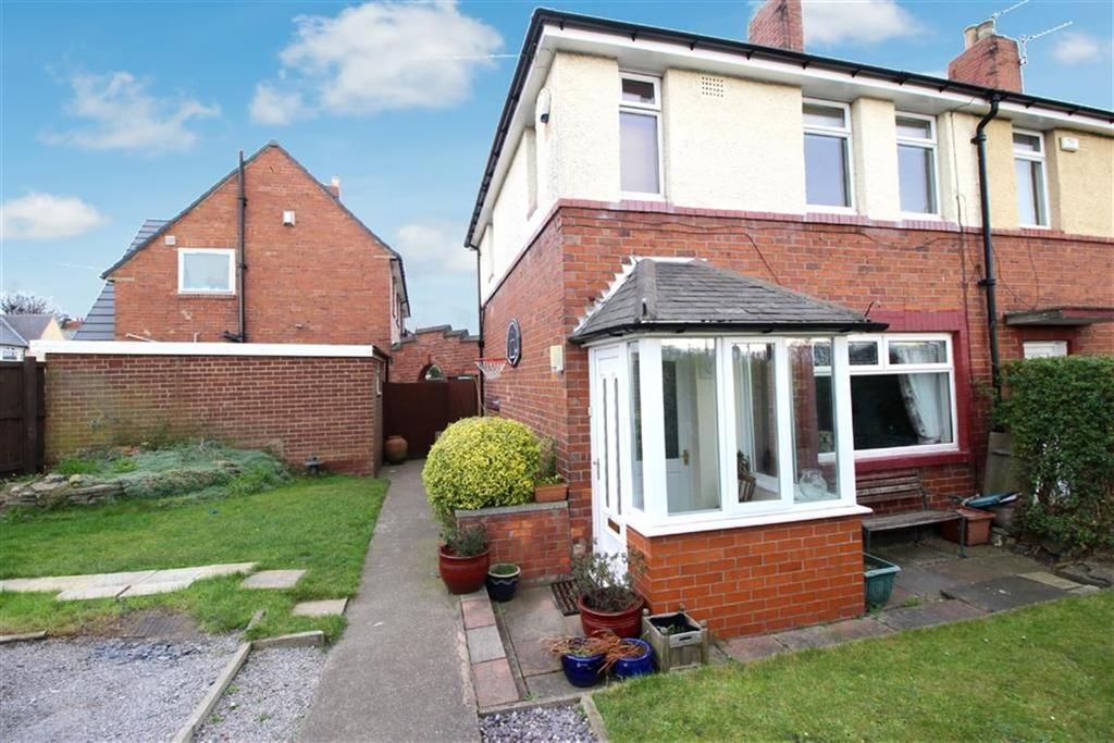 3 Bedrooms Semi Detached House for sale in Newton Road, Newcastle Upon Tyne, NE7