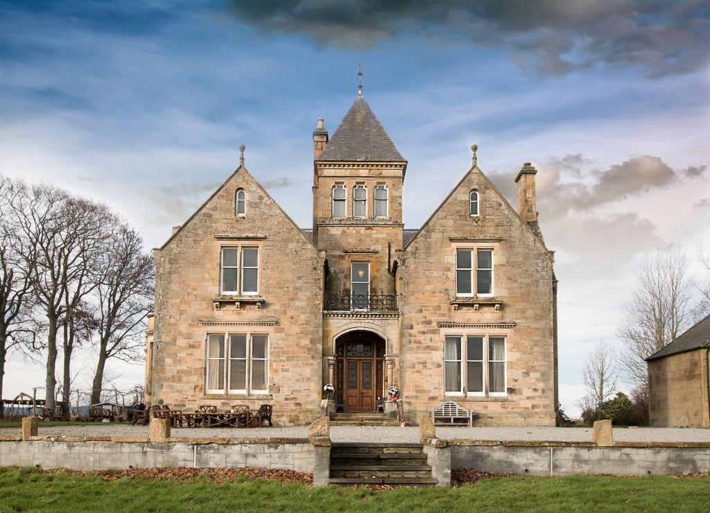 10 Bedrooms Country House Character Property for sale in Allan House, Balinroich Farm, Fearn, Tain,