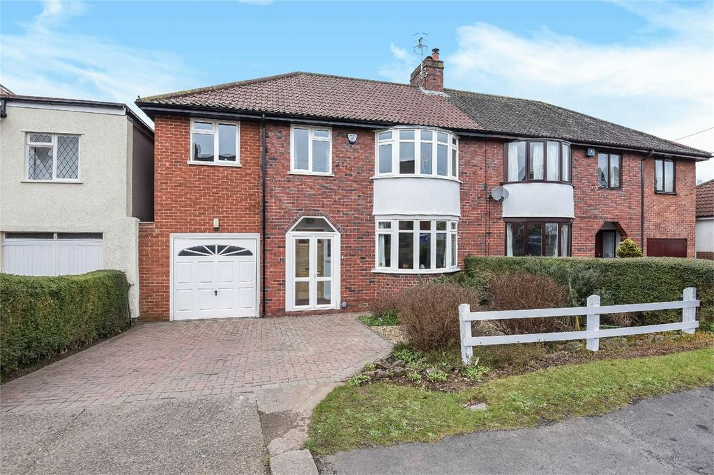 5 Bedrooms Semi Detached House for sale in Branscombe Road, Stoke Bishop, Bristol