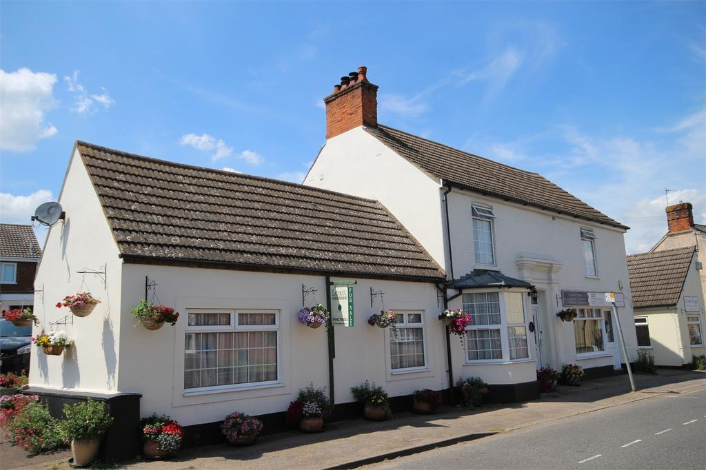 4 Bedrooms Detached House for sale in High Street, Langford, Bedfordshire