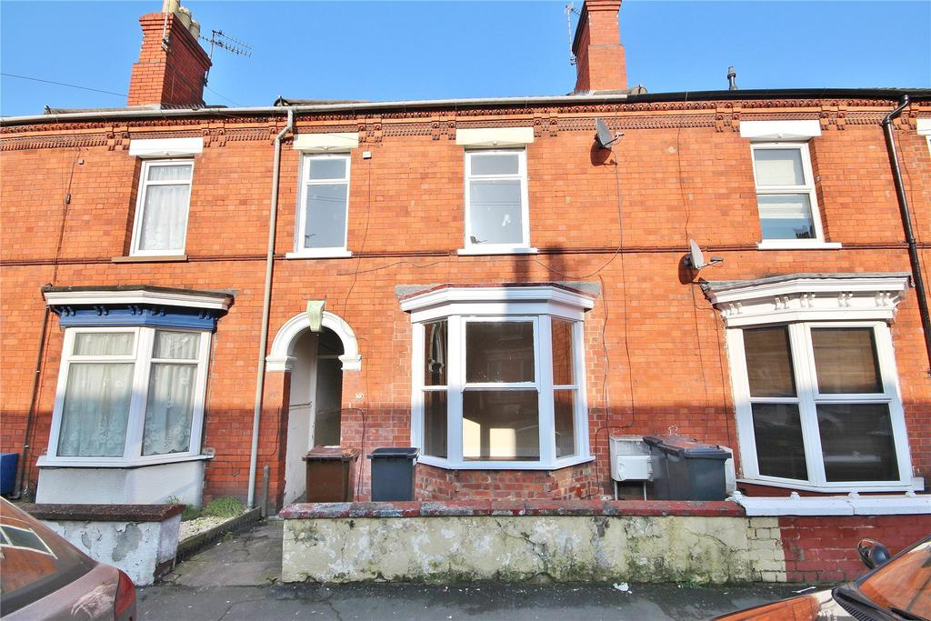 3 Bedrooms Terraced House for sale in Foster Street, Lincoln, LN5