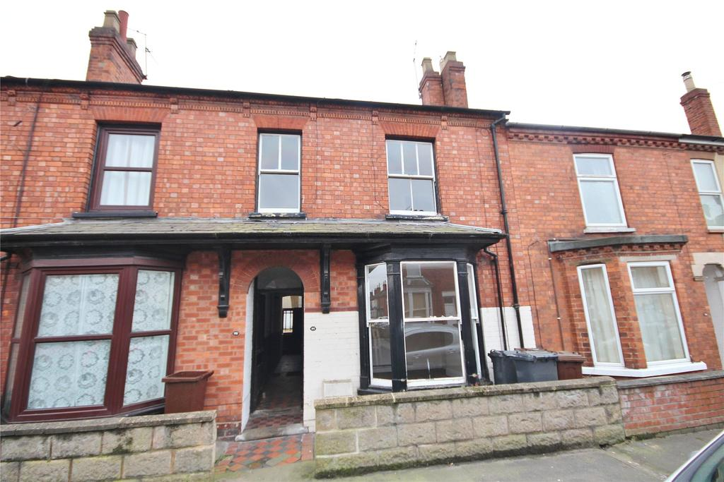 3 Bedrooms Terraced House for sale in Vernon Street, Lincoln, LN5