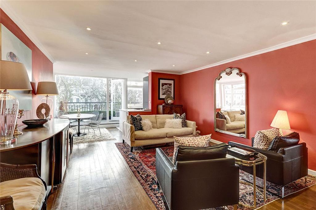 2 Bedrooms Flat for sale in Arundel Court, 43-47 Arundel Gardens, Notting Hill, London, W11