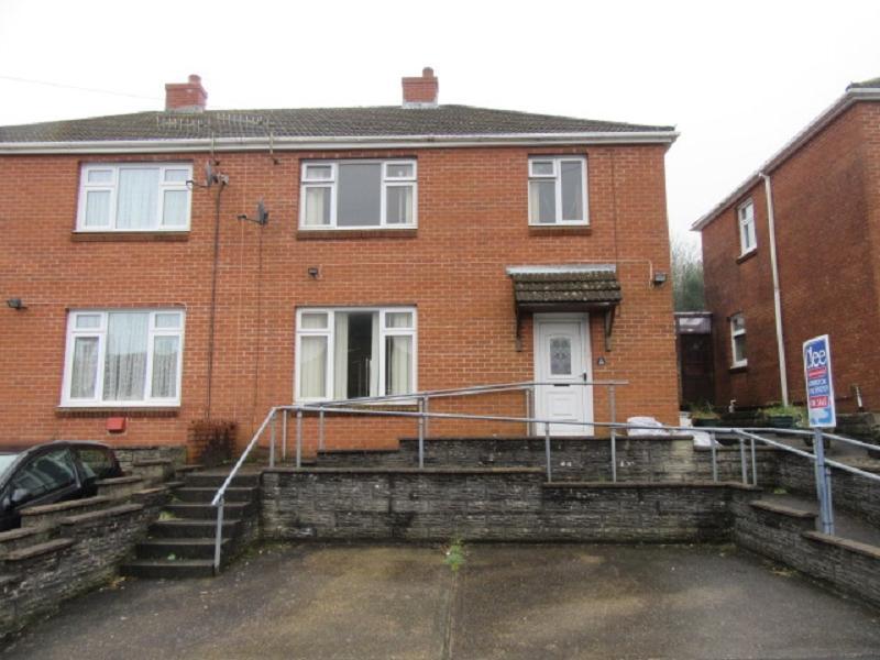 3 Bedrooms Semi Detached House for sale in Lon Heddwch , Clydach, Craig Cefn Parc, Swansea.
