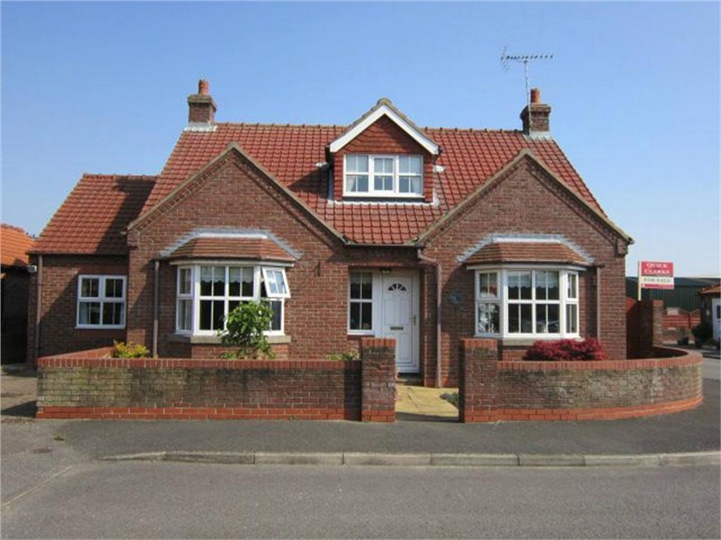 4 Bedrooms Detached Bungalow for sale in Walnut Grove, Nafferton, East Riding of Yorkshire