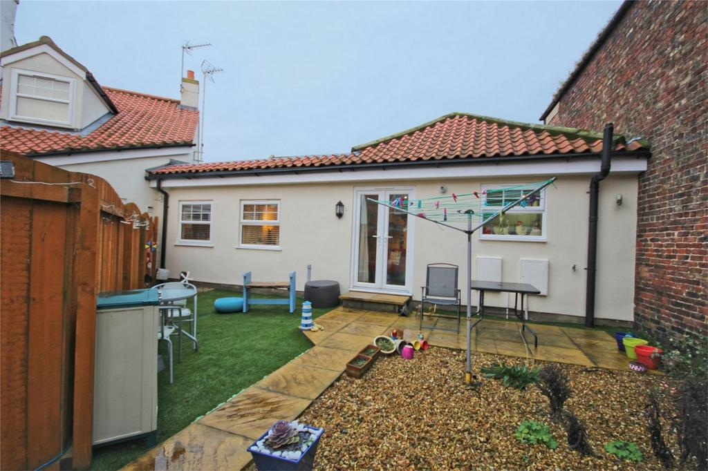 1 Bedroom Terraced Bungalow for sale in Alderson Mews, Main Street, North Frodingham, East Riding of Yorkshire