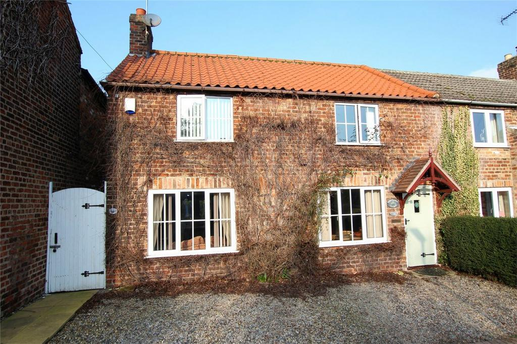 2 Bedrooms Cottage House for sale in South Street, Middleton on the Wolds, Driffield, East Riding of Yorkshire