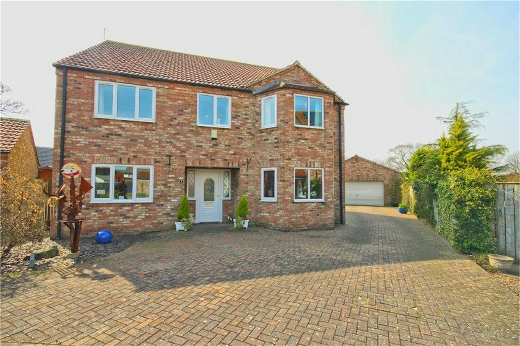 5 Bedrooms Detached House for sale in Glenville Close, North Frodingham, Driffield, East Riding of Yorkshire