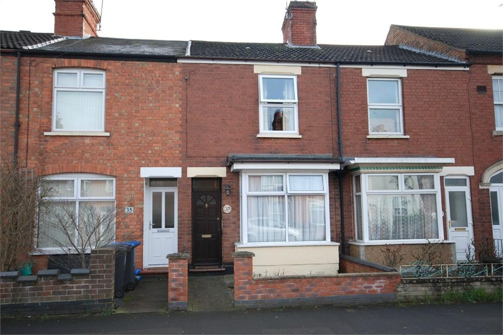 3 Bedrooms Terraced House for sale in Cromwell Road, RUGBY, Warwickshire