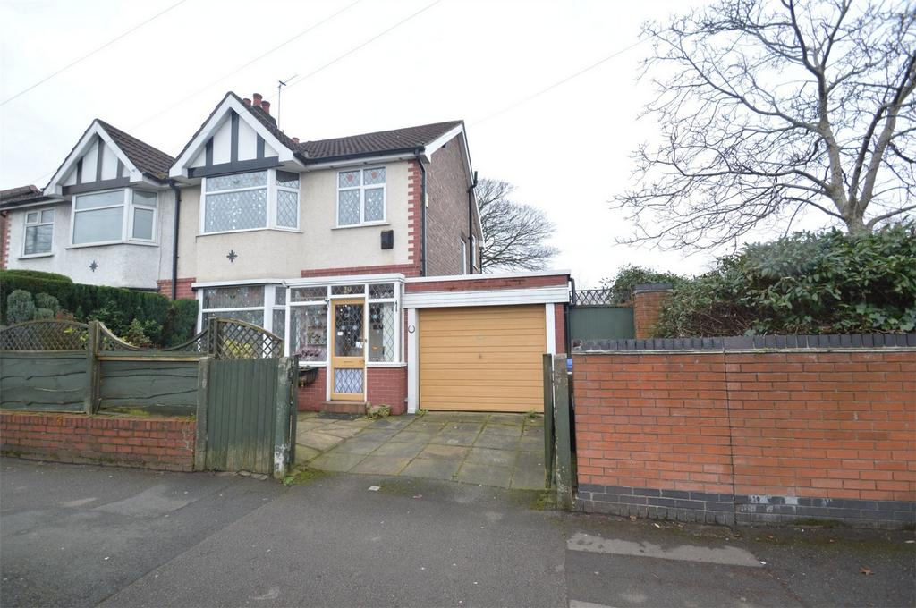 3 Bedrooms Semi Detached House for sale in Ashfield Road, SALE, Cheshire