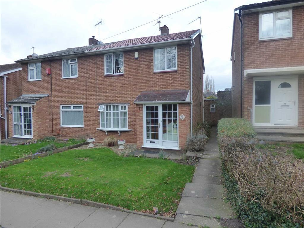 3 Bedrooms Semi Detached House for sale in Abbey Road, Coventry, West Midlands
