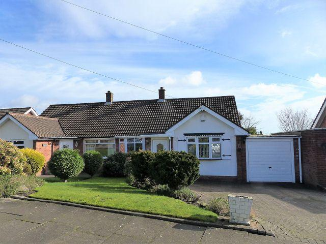 2 Bedrooms Semi Detached Bungalow for sale in Marmion Drive,Great Barr,Birmingham