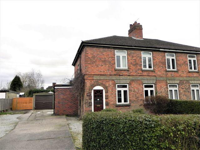 3 Bedrooms Semi Detached House for sale in Water Orton Lane,Water Orton,Sutton Coldfield