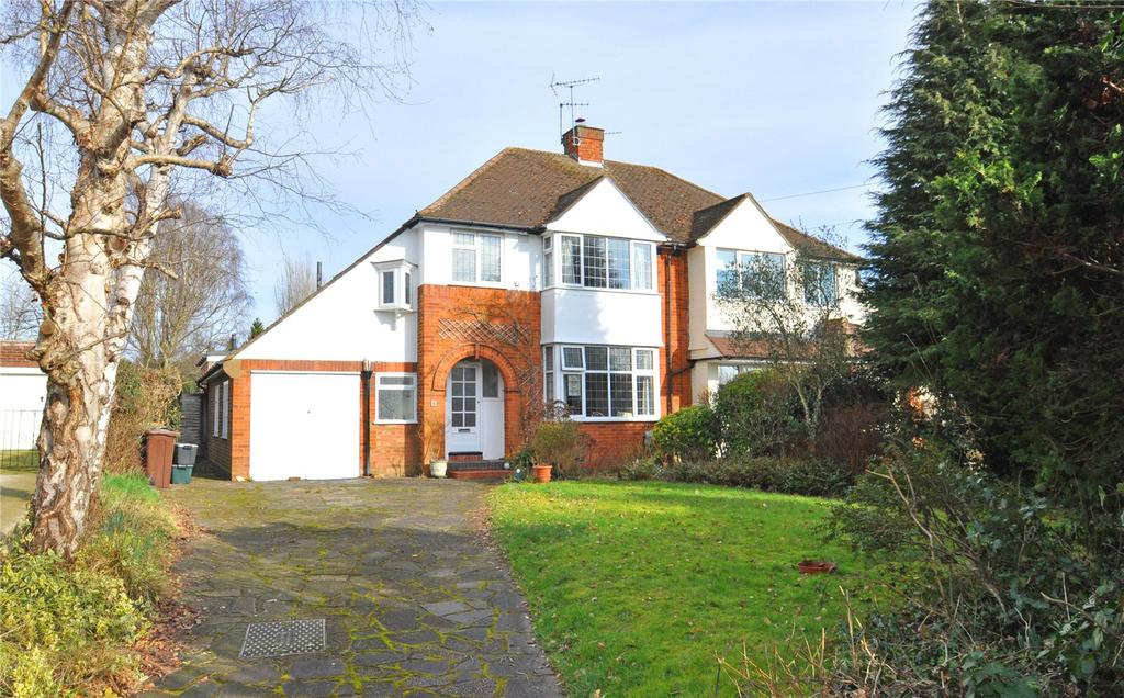 4 Bedrooms Semi Detached House for sale in Tippendell Lane, Chiswell Green, St Albans