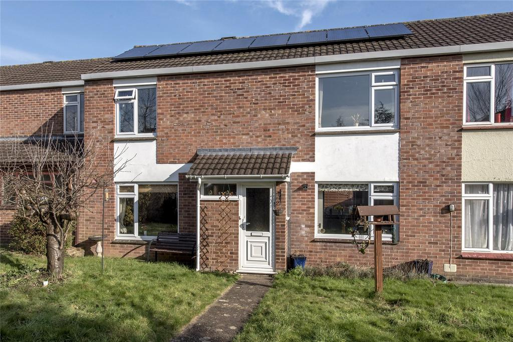 3 Bedrooms Terraced House for sale in Dowell Close, Taunton, Somerset