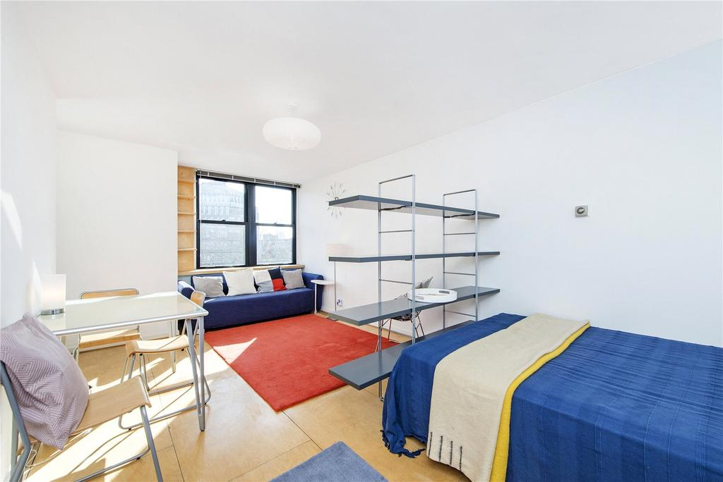 Studio Flat for sale in Longleat House, Pimlico, London