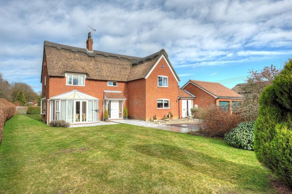 3 Bedrooms Detached House for sale in Ranworth, Norwich, Norfolk