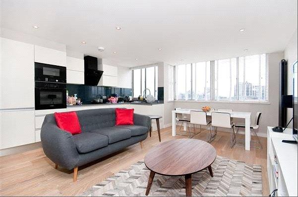 2 Bedrooms Flat for sale in Quadrangle Tower, Cambridge Square, Hyde Park, London