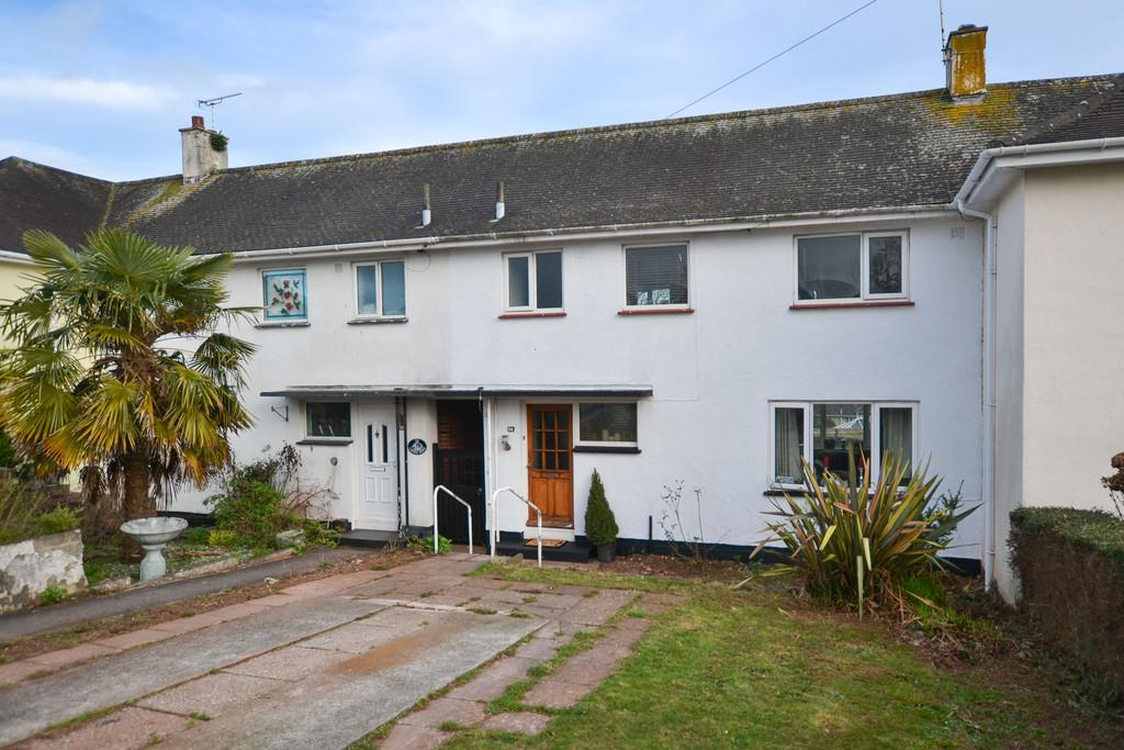 3 Bedrooms Terraced House for sale in Torridge Avenue, Shiphay