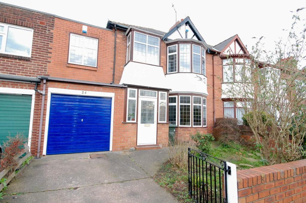 5 Bedrooms Semi Detached House for sale in Mountfield Gardens, Kenton