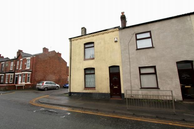 2 Bedrooms End Of Terrace House for sale in Warrington Road Wigan