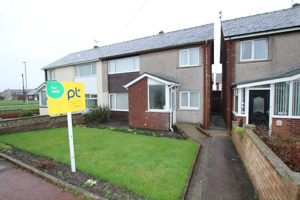 3 Bedrooms Semi Detached House for sale in 3 Wyre Green, Walney, Barrow-In-Furness