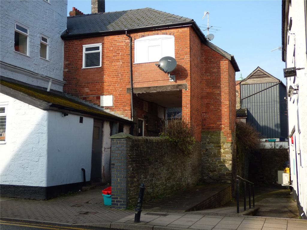 1 Bedroom Apartment Flat for sale in Broad Street, Knighton, Powys