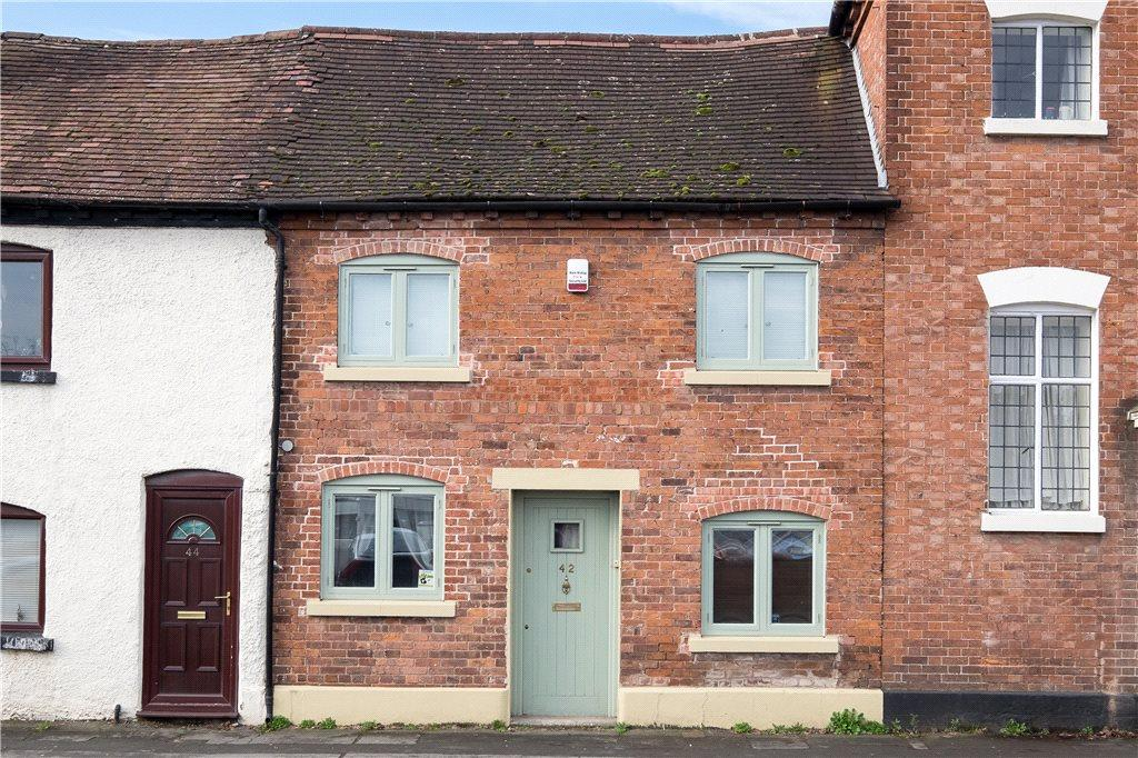 2 Bedrooms Terraced House for sale in South Street, Leominster, HR6