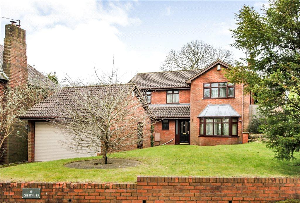 4 Bedrooms Detached House for sale in Chantry Road, Stourton, Stourbridge, West Midlands, DY7