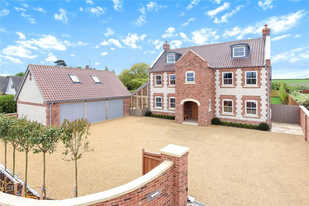 6 Bedrooms Detached House for sale in Main Road, Holme-Next-The-Sea, Norfolk, PE36