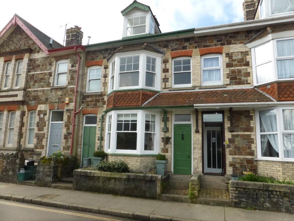 4 Bedrooms Terraced House for sale in Kempley Road, Okehampton