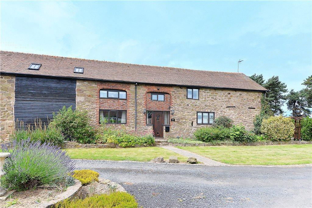 3 Bedrooms Barn Conversion Character Property for sale in Wall Town Farm, Cleobury Mortimer, Kidderminster, Worcestershire, DY14