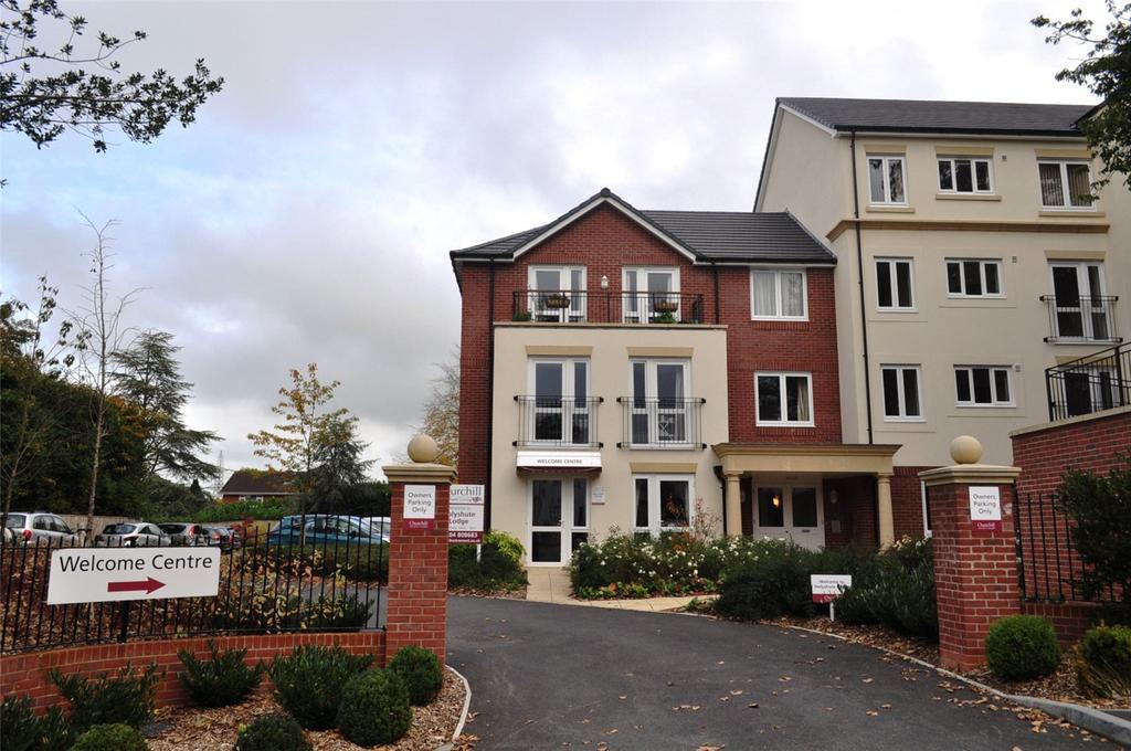 1 Bedroom Retirement Property for sale in Holyshute Lodge, Langford Road, Honiton, Devon, EX14