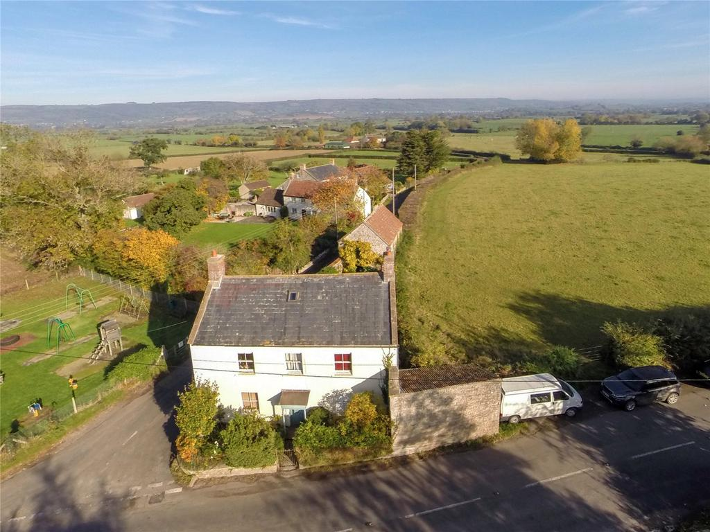 5 Bedrooms House for sale in Theale, Wedmore, Somerset, BS28