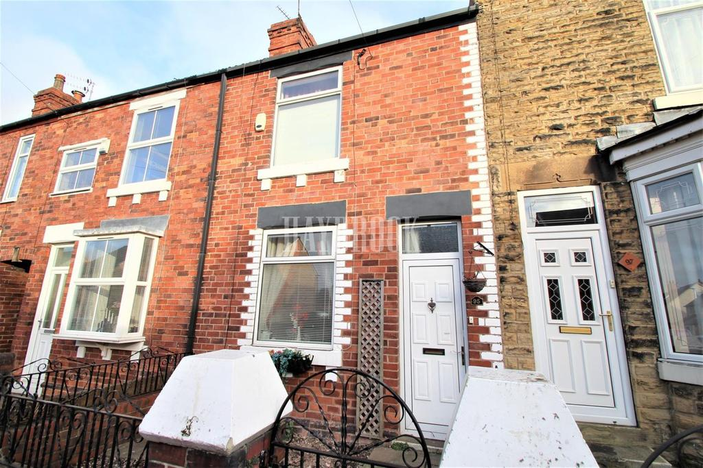 2 Bedrooms Terraced House for sale in Park Road, Wath upon Dearne