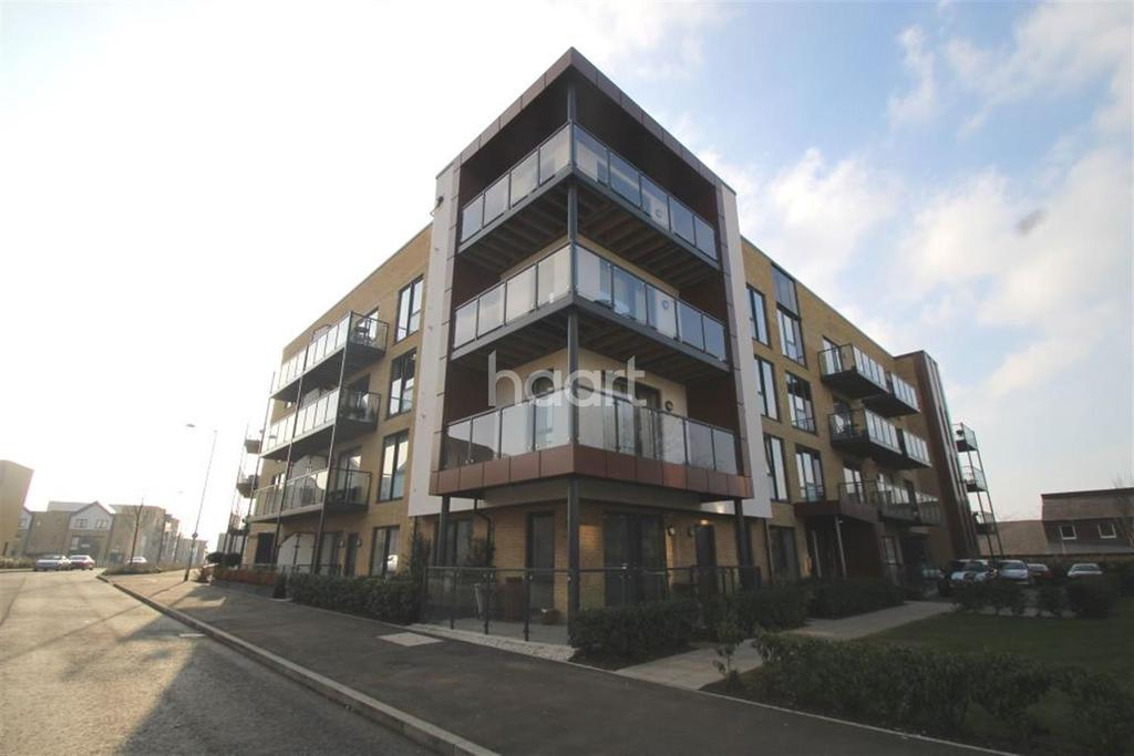 2 Bedrooms Flat for sale in Downey House, Ashflower Drive, Harold Wood