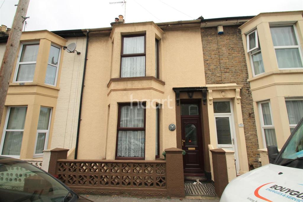 3 Bedrooms Terraced House for sale in Alma Road Sheerness