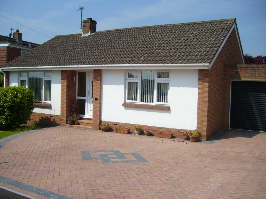 2 Bedrooms Detached House for sale in Booth Way, Exmouth